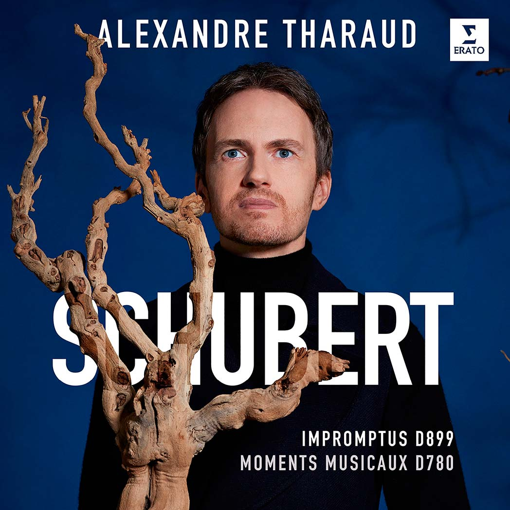 Alexandre Tharaud - Shubert